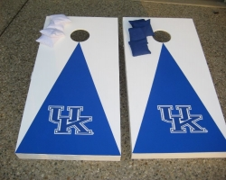 UK Cornhole Set